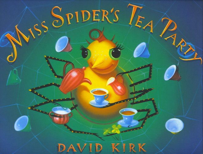 Miss Spiders Tea Party
