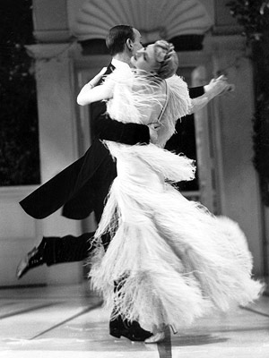 2 Fred Astaire Ginger Rogers Top Hat