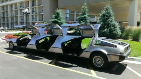 stretchdelorean